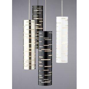 Revel 1-Light Cylinder Pendant by Tech Lighting