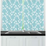 Rustic Kitchen Curtains | Wayfair