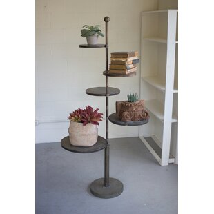 Best Reviews Reubens Multi-Tiered Plant Stand By Brayden Studio