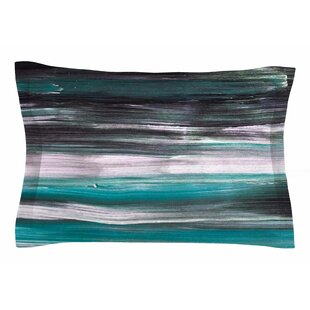 Hitidesign 'Mixed Brush Strokes' Painting Sham