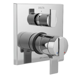 Ara Pressure Balance 17T Series Valve Trim with Double Lever Handle