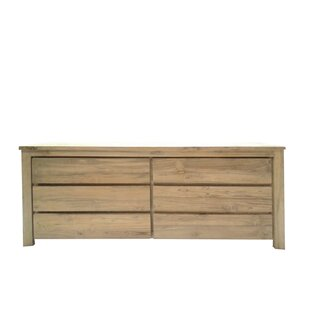 Epps 6 Drawer Double Dresser