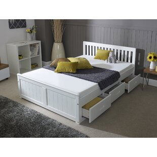 Ridgecrest Bed Frame By Beachcrest Home