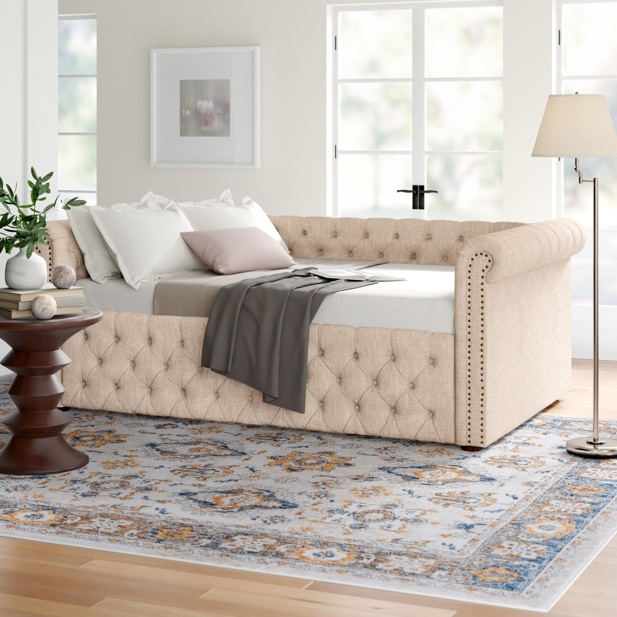 - Hinsdale Full Size Daybed & Reviews Joss & Main