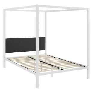 Ferro Queen Canopy Bed
