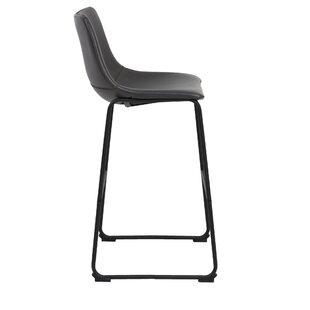 Miller 74cm Bar Stool By Mercury Row