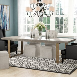 Gena Extendable Dining Table by Willa Arlo Interiors #1