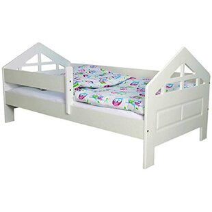 Bella Convertible Toddler Bed By Poppy's Playground