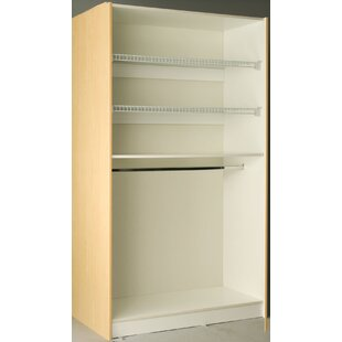 Music 1 Tier 1 Wide Uniform and Hat Storage Locker by Stevens ID Systems