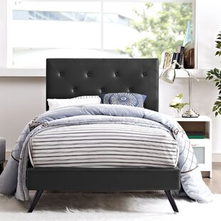 Charlize Upholstered Platform Bed