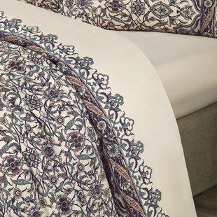 World Menagerie Sunnydale 220 Thread Count 100% Cotton Flat Sheet