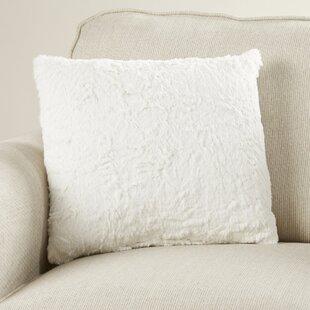 Rutledge Faux Fur Throw Pillow