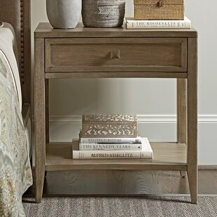 Tommy Bahama Home Cypress Point 1 Drawer Nightstand