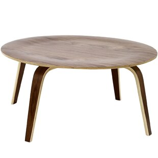 Plywood Coffee Table Modway