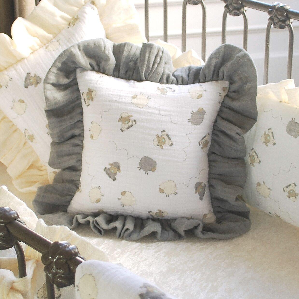 Harriet Bee Demello Throw Pillow Wayfair