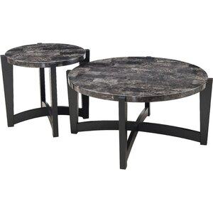 Isobe Coffee Table Set by Brayden Studio