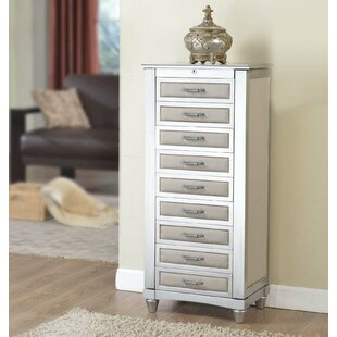 Best Jewelry Armoire with Cushions by Wildon Home®