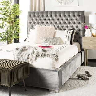 Reynaldo Upholstered Panel Bed