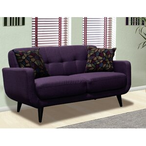 Despina Living Room Loveseat by Mercury Row