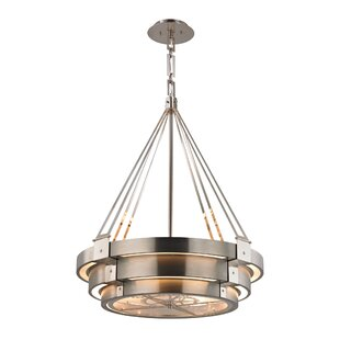 Cheval 8-Light Bowl Pendant by 17 Stories
