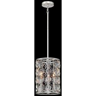 House of Hampton Ladwig 10-Light Cylinder Pendant