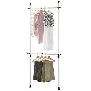110cm Wide Clothes Rail By Symple Stuff