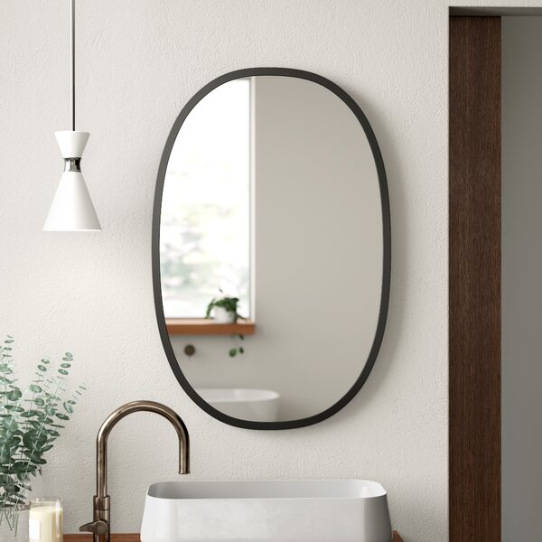 "36"" X 24"" Hub Modern & Contemporary Accent Mirror by Allmodern"