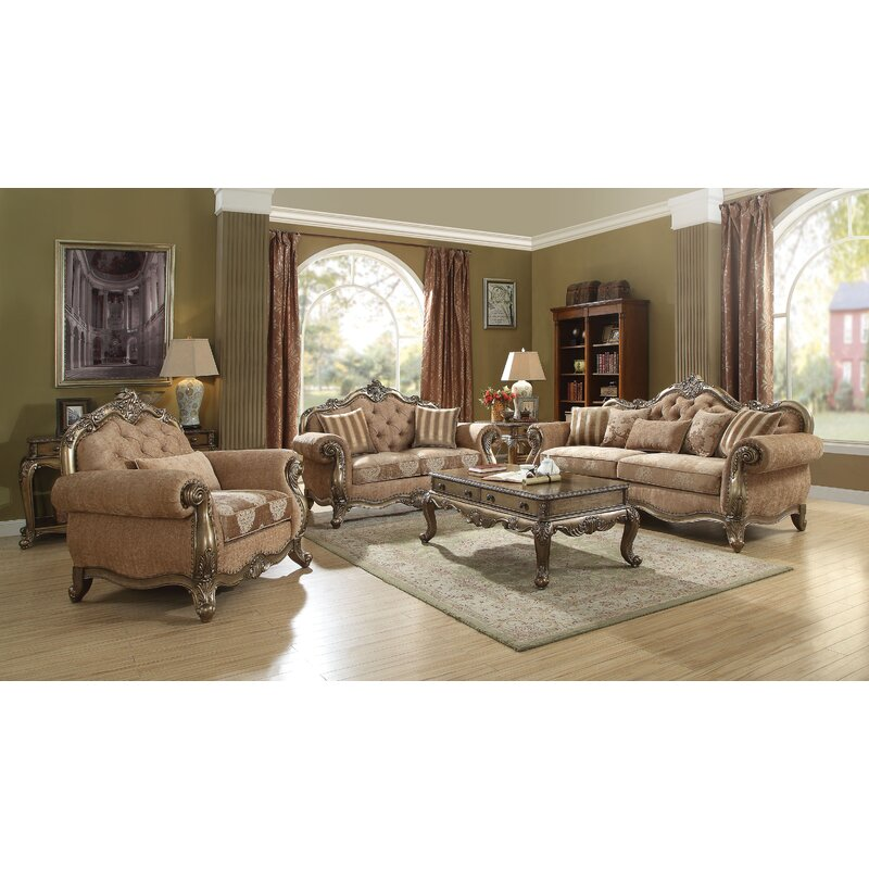 Astoria Grand Welling Traditional Sofa