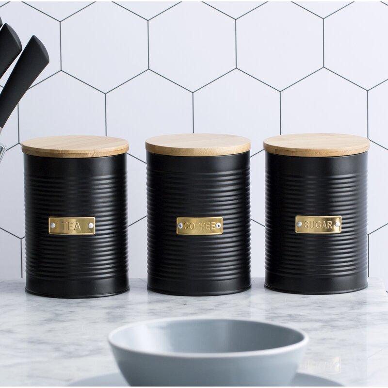 Typhoon Otto 3 Piece Coffee Tea