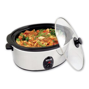 Better Chef 3.7-Quart Slow Cooker