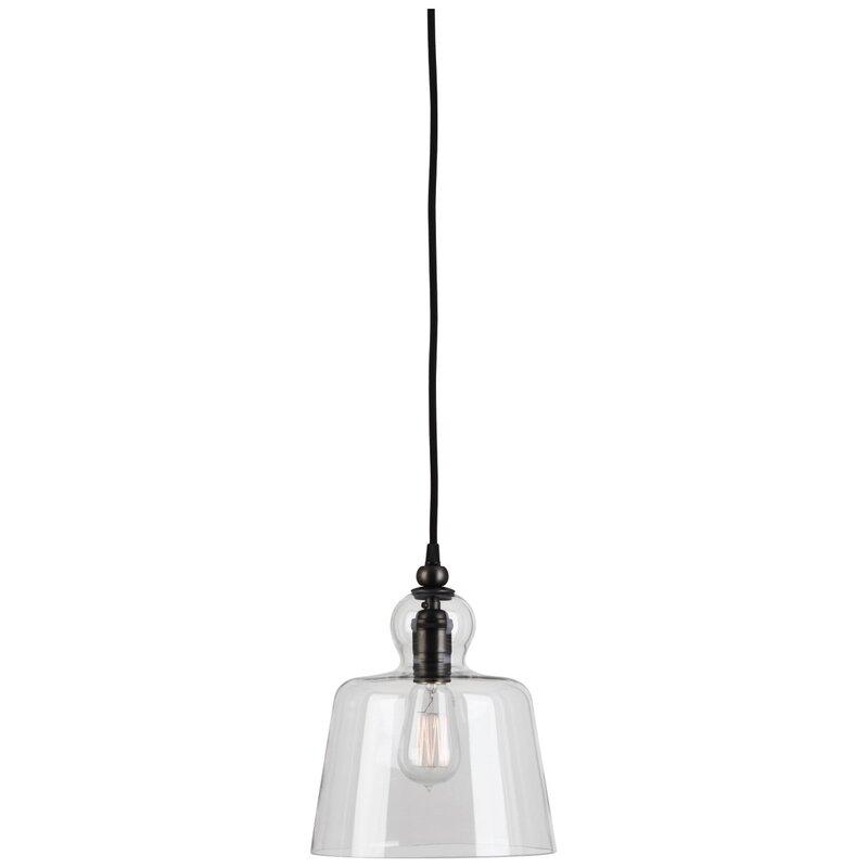 Albert 1-Light Mini Pendant