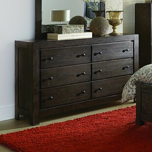 Birch Lane™ Snowdon 6 Drawer Double Dresser