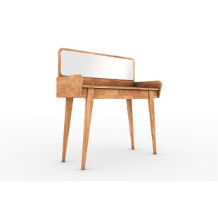 Dematteo Dressing Table With Mirror By Corrigan Studio