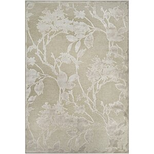 McNamara Antique Cream/Mushroom Area Rug