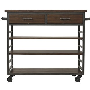 Zimmer Kitchen Island Manufactured Wood