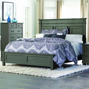 Gunther Panel Bed
