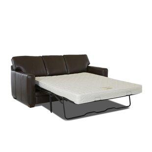 Carleton Leather Sleeper By Wayfair Custom Upholstery?