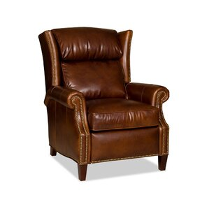 Broderick Leather Recliner  sc 1 st  Wayfair.com & French Recliner | Wayfair islam-shia.org