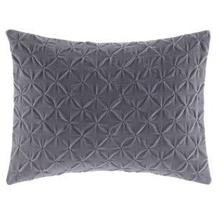 Degrade Damask Cotton Lumbar Pillow