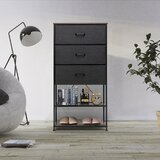 Masten 3 Drawer Chest by Rebrilliant