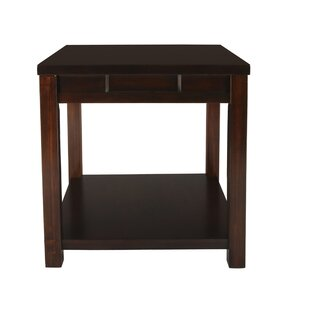 Purchase Heatherton End Table by Red Barrel Studio