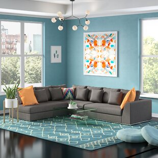 Moore Living Reversible Modular Sectional