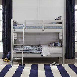 Roxane Twin Bunk Bed by Harriet Bee