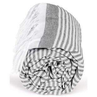 Tolman Soft Pestemal Turkish Cotton Beach Towel