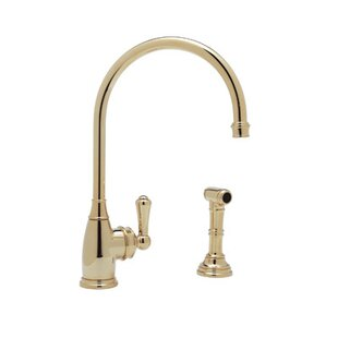 Rohl Perrin and Rowe Single Handle Kitchen Faucet