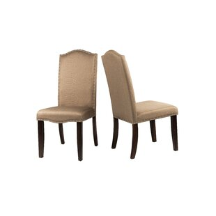 Sechovicz Upholstered Dining Chair (Set o..