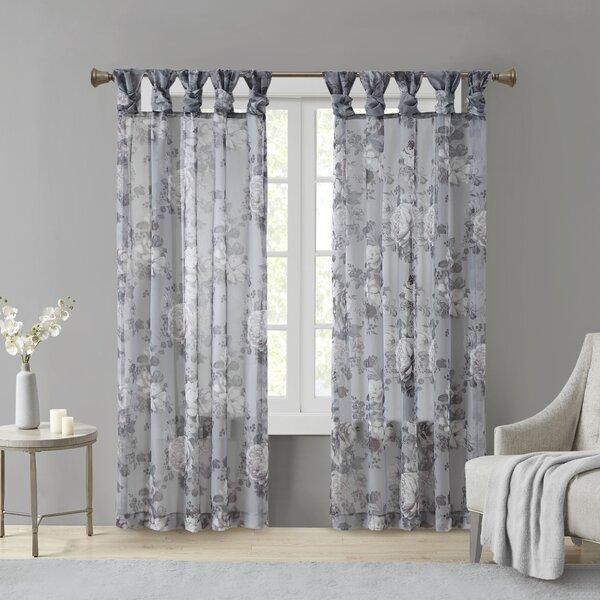 Voile Curtains Wayfair