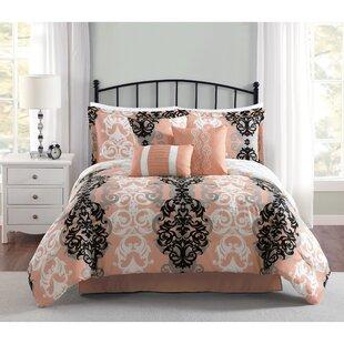 Chancellor 7 Pieces Reversible Comforter Set