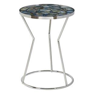 Melinda Side Table by Orren Ellis
