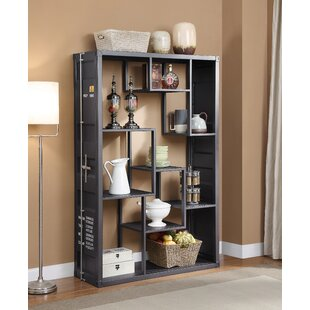 Jamar Standard Bookcase by Breakwater Bay